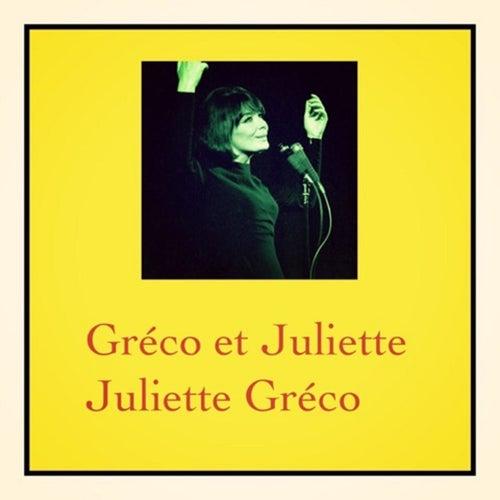 Gréco et juliette von Juliette Greco