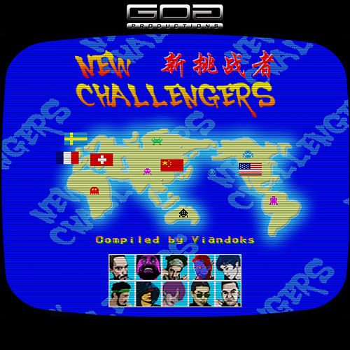 New Challengers - EP de Various Artists
