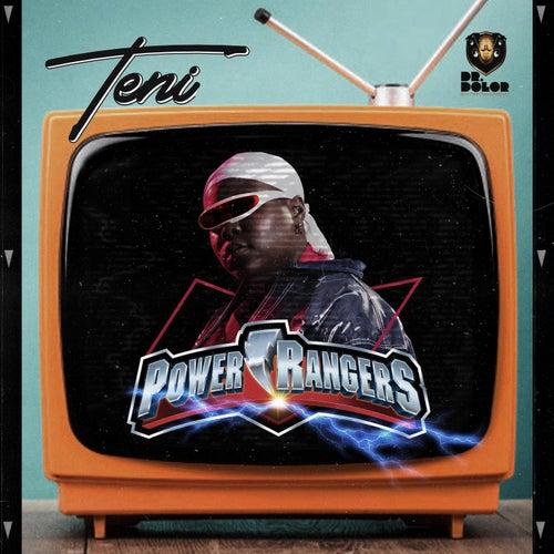 Power Rangers by Teni