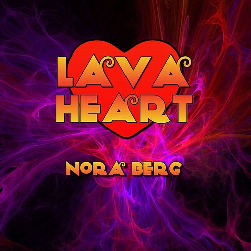 Lava Heart by Nora Berg