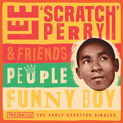 People Funny Boy: The Early Upsetter Singles by Lee