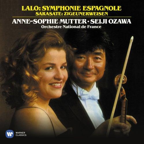 Lalo: Symphonie espagnole, Op. 21 - de Sarasate: Zigeunerweisen, Op. 20 von Anne-Sophie Mutter