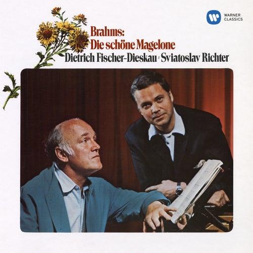 Brahms: Die schöne Magelone, Op. 33 von Dietrich Fischer-Dieskau