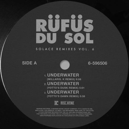 Solace Remixes Vol. 6 von RÜFÜS DU SOL