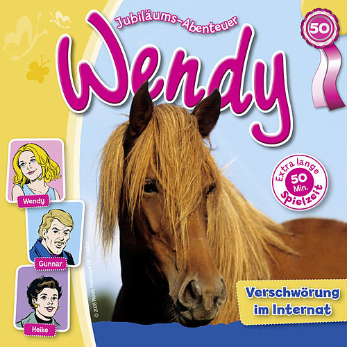 Folge 50: Verschwörung im Internat von Wendy