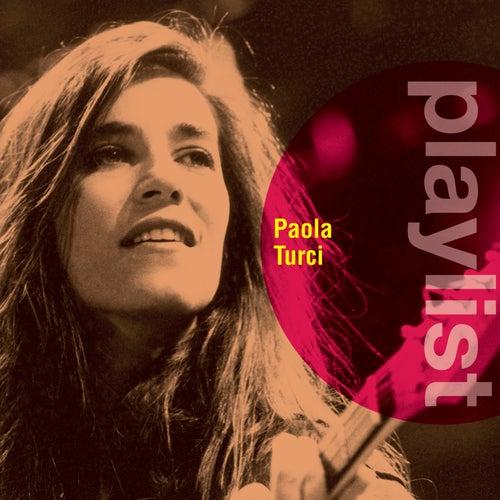 Playlist: Paola Turci von Paola Turci