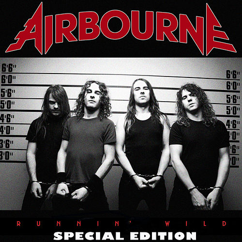 Runnin' Wild (Special Edition) von Airbourne