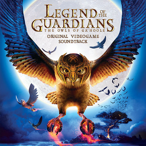Legend of the Guardians: The Owls of Ga'Hoole Original Videogame Soundtrack by Winifred Phillips