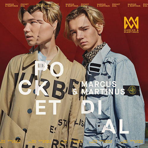 Pocket Dial von Marcus & Martinus