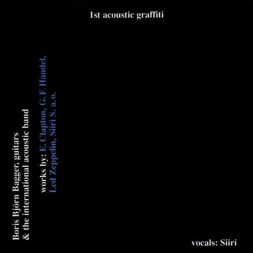 1st Acoustic Graffiti de Siiri Sisask
