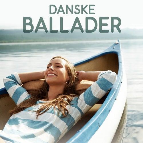 Danske ballader von Various Artists