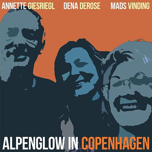 Alpenglow in Copenhagen by Mads Vinding