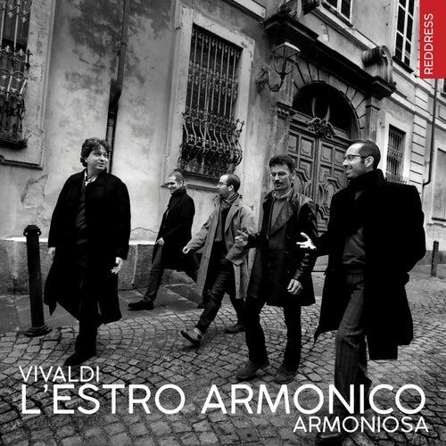 Vivaldi: L'estro armonico, Op. 3 (Transcr. M. Barchi) de Michele Barchi