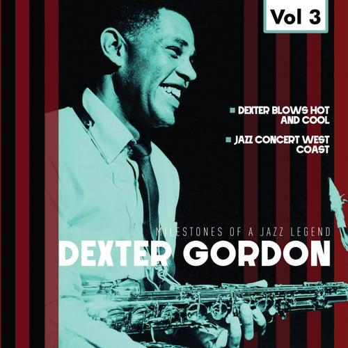 Milestones of a Jazz Legend - Dexter Gordon, Vol. 3 de Dexter Gordon