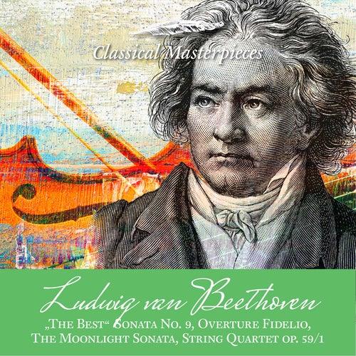 Ludwig van Beethoven 'The Best' Sonata for Violine & Piano, Overture Fidelio (Classical Masterpieces) de Various Artists