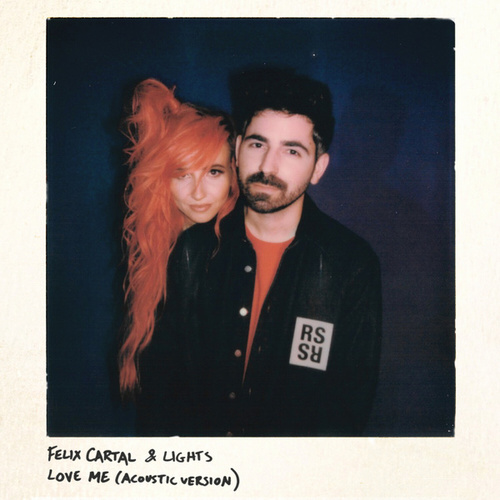 Love Me (Acoustic Version) de Felix Cartal