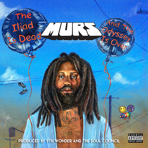 The Iliad is Dead and The Odyssey is Over by Murs