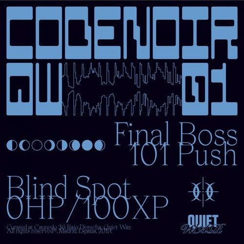 Quiet War 01 - Single de Code Noir