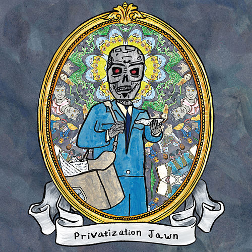 Privatization Jawn: Іturnit! / Іburnit! by Ecce Shnak