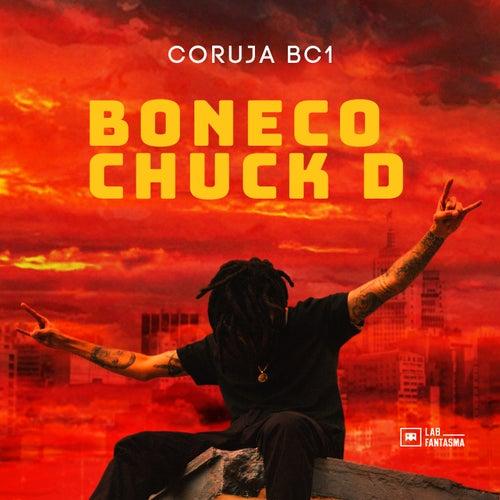 Boneco Chuck D von Coruja BC1
