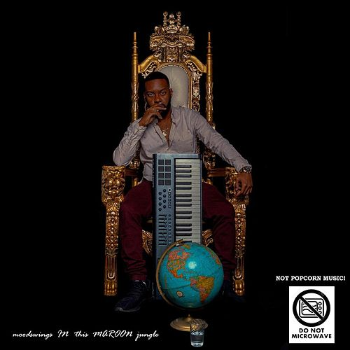 moodswings IN this MAROON jungle by Element Jetson