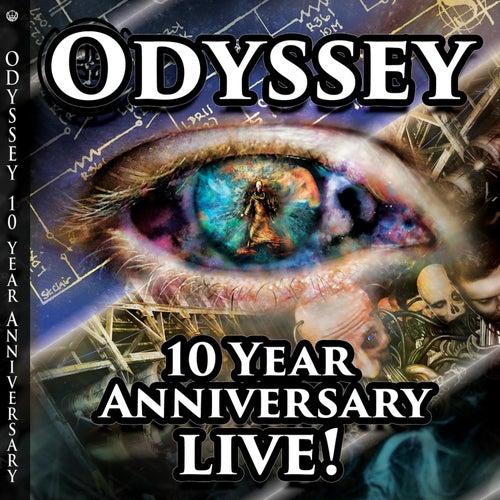 10 Year Anniversary Live! de Odyssey