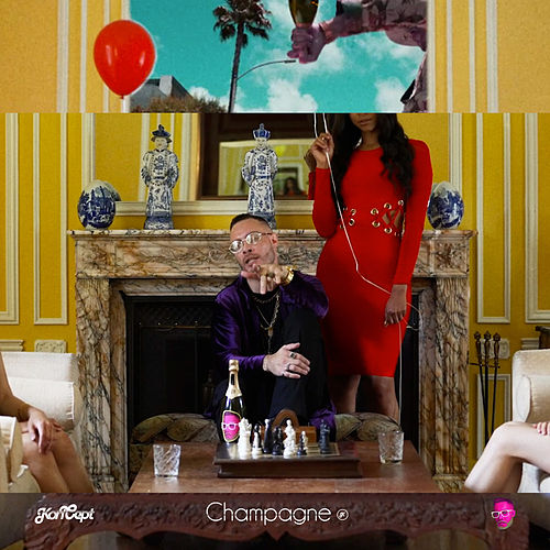 Champagne by Koncept