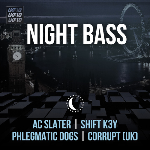 Night Bass London (Ukf10) von Various Artists