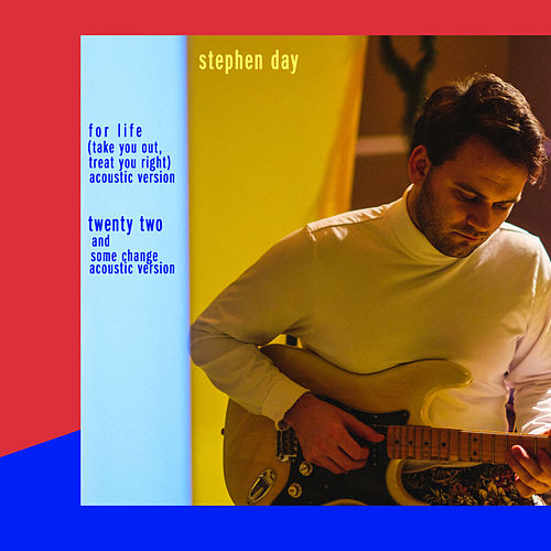 Twenty Two and Some Change (Acoustic Versions) de Stephen Day