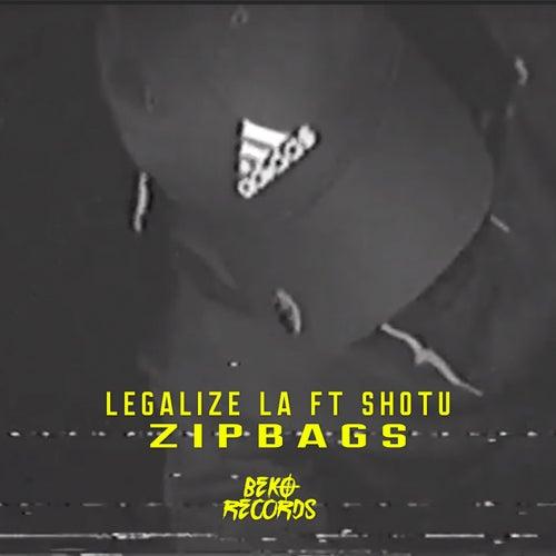Zip Bags de Legalize LA