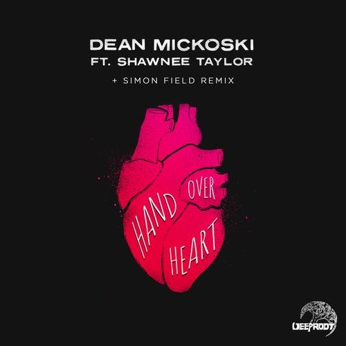 Hand Over Heart (feat. Shawnee Taylor) de Dean Mickoski