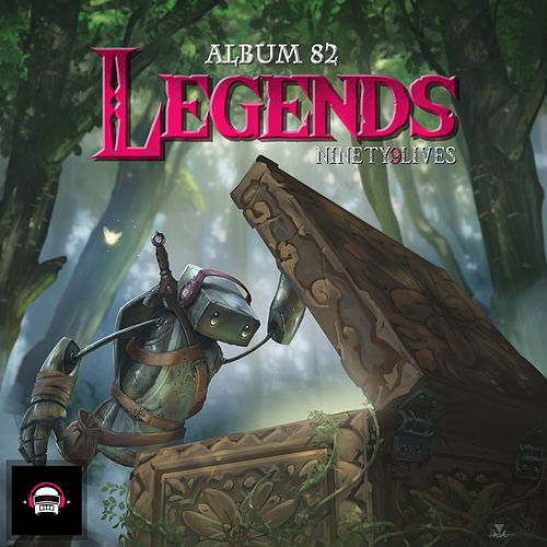 Ninety9Lives 82: Legends by Various Artists
