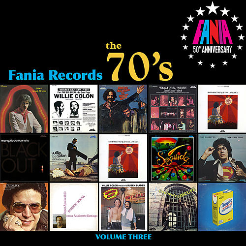 Fania Records: The 70's, Vol. Three de Various Artists