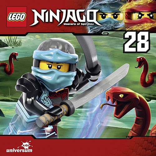 Lego NINJAGO: Folgen 72-74: Familientreffen von LEGO Ninjago