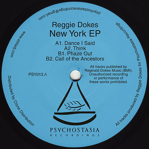 New York EP de Reggie Dokes