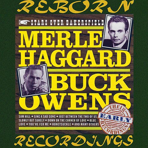 Stars over Bakersfield Early Recordings (HD Remastered) de Merle Haggard