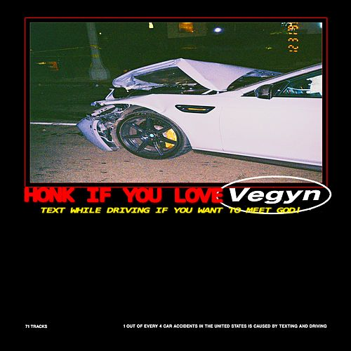 Text While Driving If You Want to Meet God! von Vegyn