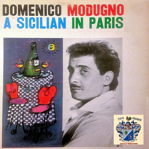 A Sicilian in Paris by Domenico Modugno