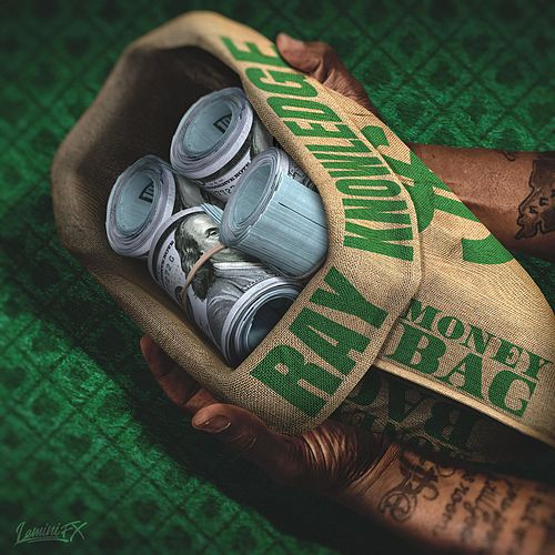 Money Bag by Ray Knowledge