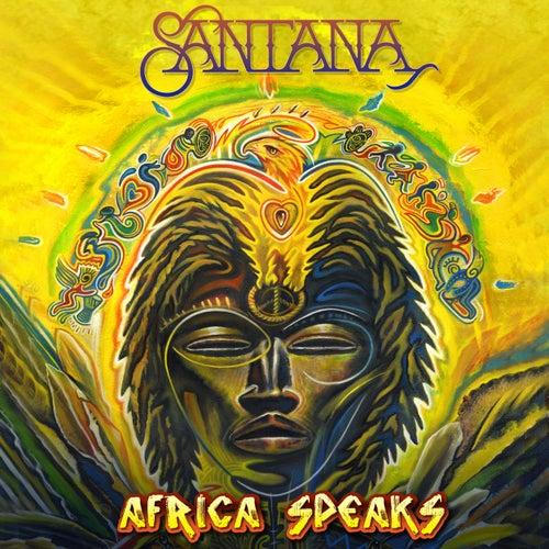 Africa Speaks de Santana