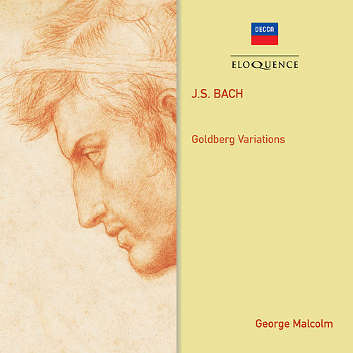 Bach: Goldberg Variations de George Malcolm