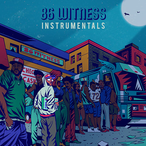 86 Witness (Instrumentals) de Sean Price