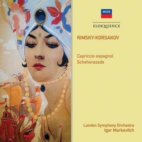 Rimsky-Korsakov: Scheherazade; Capriccio espagnol by London Symphony Orchestra