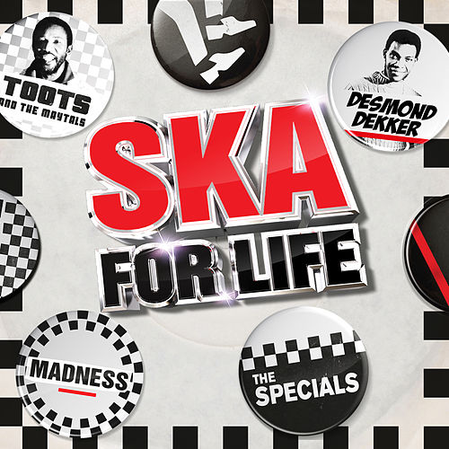 Ska For Life by Various Artists