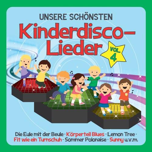 Unsere schönsten Kinderdisco-Lieder, Vol. 4 von Familie Sonntag