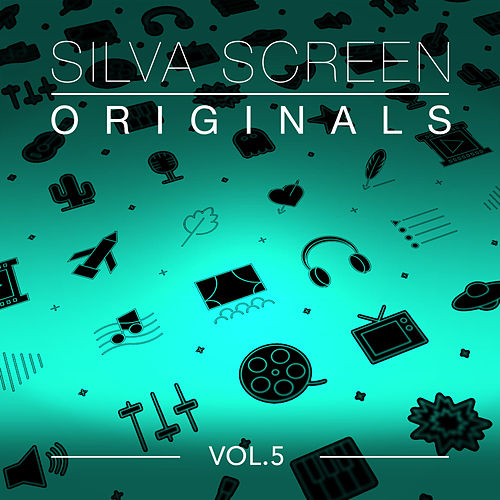 Silva Screen Originals Vol.5 de City of Prague Philharmonic