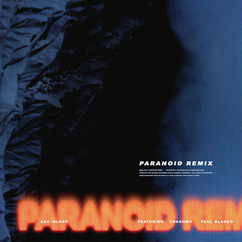 Paranoid by Ash Island