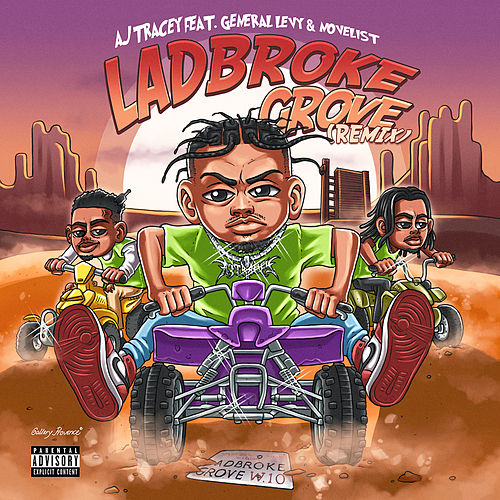 Ladbroke Grove (Remix) [feat. General Levy & Novelist] by AJ Tracey