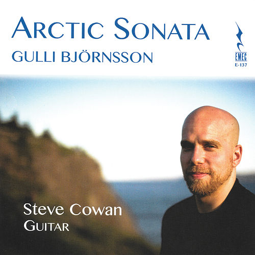 Björnsson, Morricone & Others: Works for Guitar by Steve Cowan