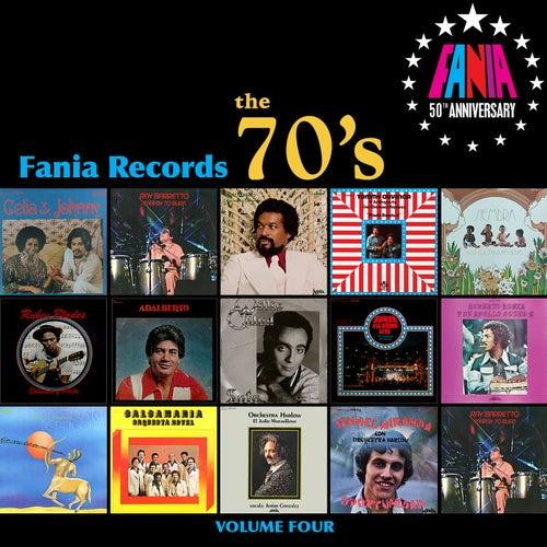 Fania Records - The 70's, Vol. Four de Various Artists